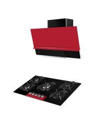 خرید ست موبیلیس مشکی گاردنیا پنل قرمز باربادوس 03