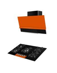 خرید ست موبیلیس مشکی گاردنیا پنل نارنجی 03